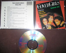 RARE CD The Cover Girls ‎– Show Me Fever Records ‎–SFD 004 USA 1987 Erstpressung