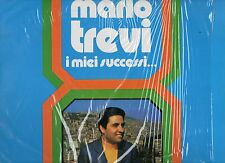 MARIO TREVI disco LP 33 giri I MIEI SUCCESSI made in ITALY  stampa ITALIANA