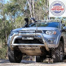 4mm!! Custom Offroad Mitsubishi Triton Bash Plates Underbody Protection ML - MN