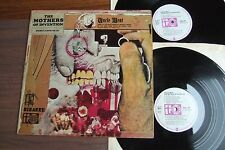 MOTHERS OF INVENTION - UNCLE MEAT - 1st UK DBL LP TRANSATLANTIC TRA 197 / 1968