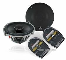 "JL AUDIO C5-525X +2YR WNTY 5.25"" 250W 2 WAY FULL RANGE CAR AUDIO STEREO SPEAKERS"
