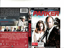 Parker-2013-Jason Statham-Movie-DVD