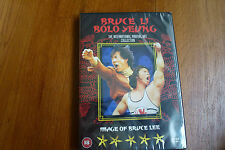 BRUCE LI BOLO YEUNG ,IMAGE OF BRUCE LEE DVD,THE MARTIAL ART COLLECTION