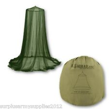 POP UP MOZZI NET MESH CAMPING FLY NET INSECT PROTECTION CANOPY NETTING DOME