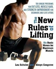 The New Rules of Lifting: Six Basic Moves for Maximum Muscle-ExLibrary
