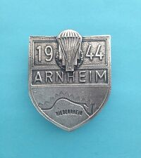 1944 ARNHEM COMMEMORATIVE BATTLE FIELD SHIELD