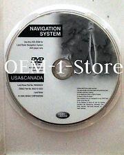 2005 2006 2007 LAND RANGE ROVER LR3 HSE SPORT UTILITY NAVIGATION MAP DISC CD DVD