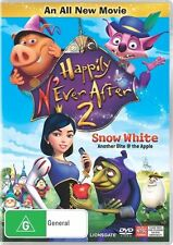 Happily Never After 2 DVD Region 4 (Good Condition)