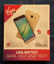 Lot of 7 Samsung Galaxy J3 Gold  Virgin Mobile prepaid 16gb 1.5gb ram 5""
