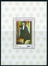 Türkei - Kemal Atatürk postfrisch 1973 Block 16 Mi. 2304
