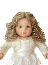 "American Girl Bitty Twin Custom Doll Wig Size 12-13"" Bitty Baby"
