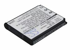 High Quality Battery for Casio Exilim EX-ZR50 Premium Cell