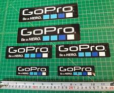 6x Gopro Hero 2 3+ STICKERS Go Pro Accessories Car Motorcycle Decals FREE SHIP