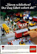 LEGO -- chiudere porte! il treno immediatamente a partire da! -- Pubblicità di 1984 -