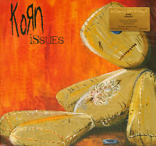 Korn Issues 2LP SET ON COLORED Yellow/Red 180g VINYL, NUMBERED LIMITED EDITION