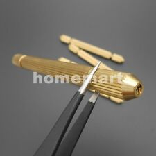 Small manual manumotive hand-actuated punching slotting drill for 0-1.5MM bit 2H