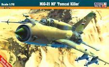 MiG 21 MF (LUFTWAFFE, IRAKISCHE & POLNISCHE & MARKIERUNG) 1/72 MISTERCRAFT