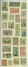 Vintage ITALY Stamps Scrapbook Stickers