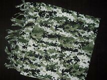 Shemagh-Tactical Digital Scarf Green Camouflage