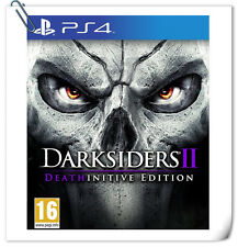 PS4 SONY PlayStation Games Darksiders II Deathinitive Edition Action Nordic