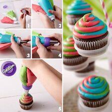 NOVITA' Adattatore per decorazioni a cornetto Multicolor (3 colori)) CAKE DESIGN
