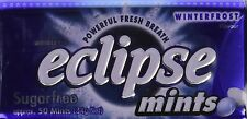 Eclipse Sugarfree Mints Winterfrost, 1.2 Ounce Tins (Pack of 8)