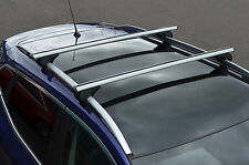 PREMIUM ALUMINIUM ROOF CROSS BARS RACK RAILS CROSS BAR SET NISSAN QASHQAI 2014+