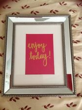 SHEFFIELD HOME PICTURE FRAME, 8 x 10, NEW ( GREAT MESSAGE )