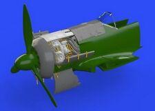 EDUARD MODELS 1/72 Aircraft- Fw190A5 Engine for EDU (Photo-Etch & Res EDU672117