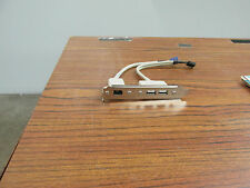 INTEL C60002-001 REAR USB 2.0 & FIREWIRE INTERNAL TO EXTERNAL HEADER