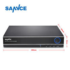 SANNCE 8CH 1080N 4in1 Output DVR Recorder CCTV Security Surveillance System