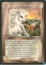 Middle-Earth CCG MECCG  TWH The White Hand Wild Horses