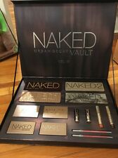 NEW SOLD OUT URBAN DECAY NAKED VAULT III