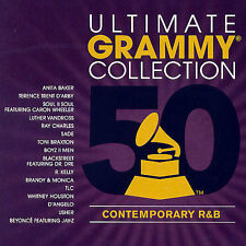 Ultimate Grammy Collection:Contemporary R&B CD Sade Ray Charles R.Kelly