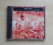 BEN HUR MUSIC FROM THE METRO GOLDWYN MAYER PRODUCTION - CD COME NUOVO (MINT)