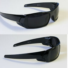 MEN DARK LENS GANGSTER BLACK OG SUNGLASSES LOCS BIKER