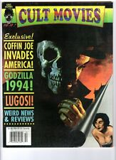 WoW! Cult Movies #10 Zacherle! Lon Chaney! Ultraman! Ed Wood! Coffin Joe! More!