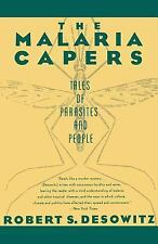 The Malaria Capers : More Tales of Parasites and  People, Research and-ExLibrary
