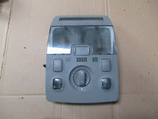 Audi A4 B6 Interior roof map light + sunroof switch 8e0951177