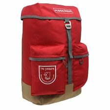 KARRIMOR -Pinnacle -30 Litre -Rucksack -Red -Backpack -Travel -Pack -NEW