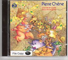 (GK494) Pierre Chene, Chante et Conte pour les Enfants - 1992 CD