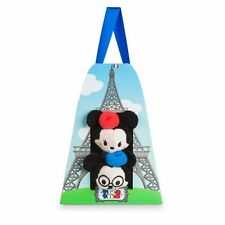 Miniplüsch Tsum Tsum MICKY & MINNIE PARIS BOX SET, Disney