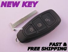 OEM FORD C-MAX FIESTA FOCUS smart keyless entry remote fob transmitter +NEW KEY