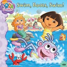 Swim, Boots, Swim! (Dora the Explorer)