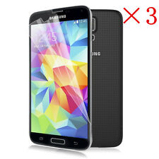 3 Pcs Anti Glare Matte Screen Protector Guard For Samsung Galaxy S5 SV i9600