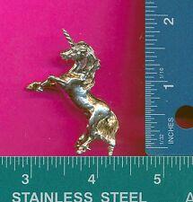 lead free pewter unicorn figurine D4098