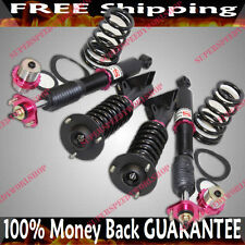 Complete ADJUSTABLE SUSPENSION COILOVERS SET FOR 92-98 BMW 3-SERIES E36 325 M3