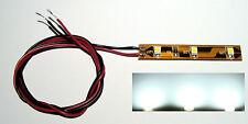 LED MODELL HAUS BELEUCHTUNG WEISS 8-16V AC und DC dimmbar universell einsetzbar