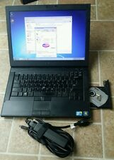Dell Latitude E6410  Core i7 M 640 2.80Ghz 4GB, 160GB HDD WEBCAM window 7 Pro