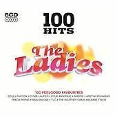 Various - 100 Hits The Ladies (2013)  5CD Box Set  NEW/SEALED  SPEEDYPOST